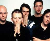 Rock-band-Radiohead-Thom-Yorke-2nd-from-left-poses-for-a-portrait-at-Capitol-Records-during-the-release-of-their-album