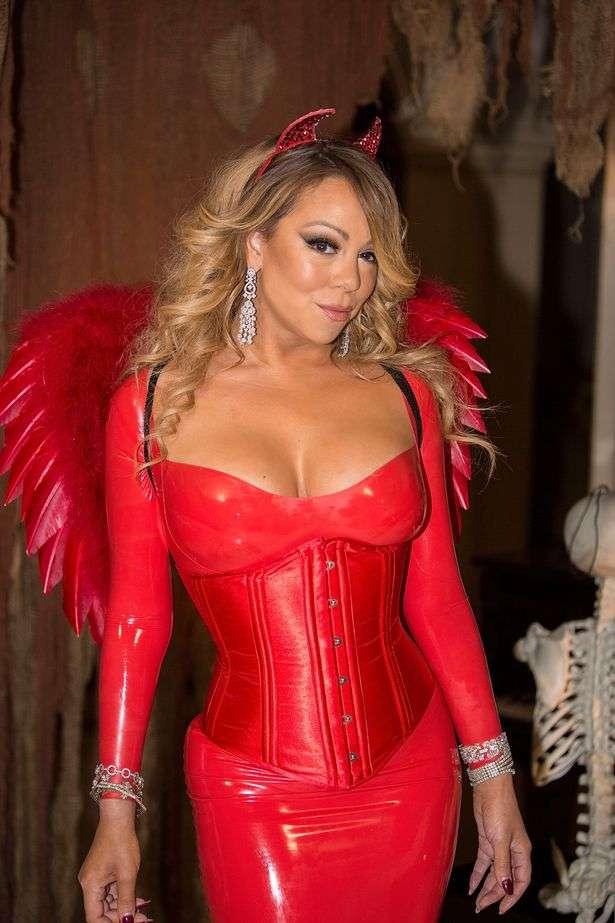 Kostumi Seksi I Mariah Carey P 235 R Halloween Foto Klan
