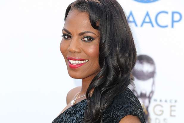 PASADENA, CA - FEBRUARY 05: TV personality Omarosa Manigault attends the 47th NAACP Image Awards presented by TV One at Pasadena Civic Auditorium on February 5, 2016 in Pasadena, California. (Photo by Imeh Akpanudosen/Getty Images for NAACP Image Awards)