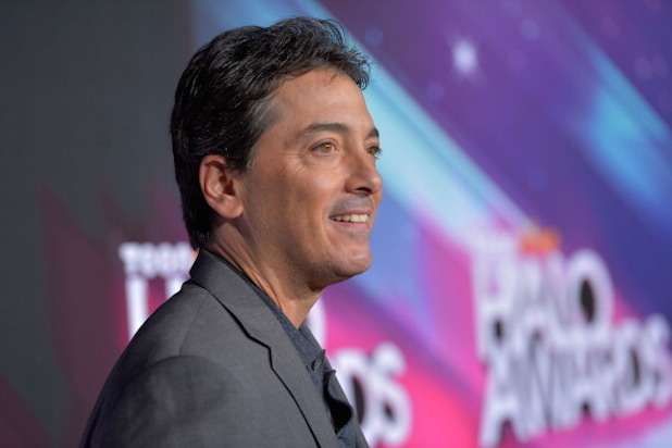 HOLLYWOOD, CA - NOVEMBER 17: Actor Scott Baio arrives at Nickelodeon's 2012 TeenNick HALO Awards at Hollywood Palladium on November 17, 2012 in Hollywood, California. The show premieres on Monday, November 19th, 8:00p.m. (ET) on Nick at Nite. (Photo by Charley Gallay/Getty Images For Nickelodeon)