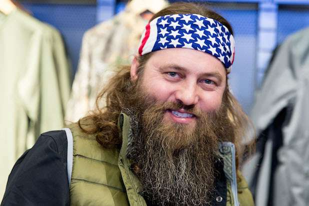 CHICAGO, IL - MARCH 5: Willie Robertson attends Under Armour opens largest brand house on Chicago's Magnificent Mile at Under Armour Chicago on March 5th, 2015 in Chicago, Illinois. (Photo by Jeff Schear/Getty Images for Under Armour)