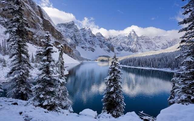 Foto natyra e dimrit 54
