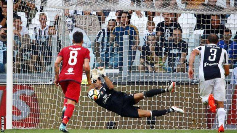 Juventusi nis mbrojtjen e titullit me tri pikë