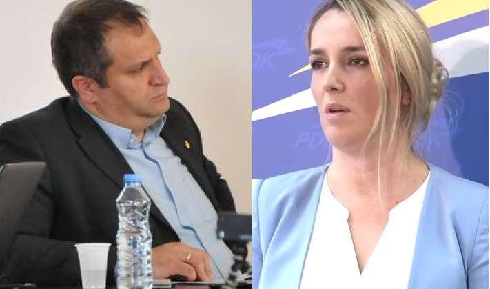 Xharra  Ahmetit  Ti je ushqyes i huliganëve në Prishtinë