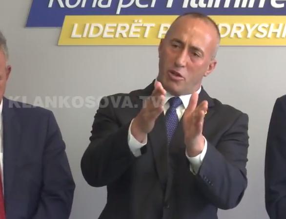 Haradinaj flet edhe për votat e AKR së