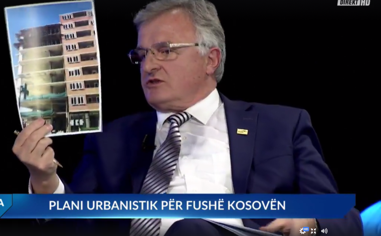 Zogjani ngre alarmin për sigurinë e ndërtesave në Fushë Kosovë