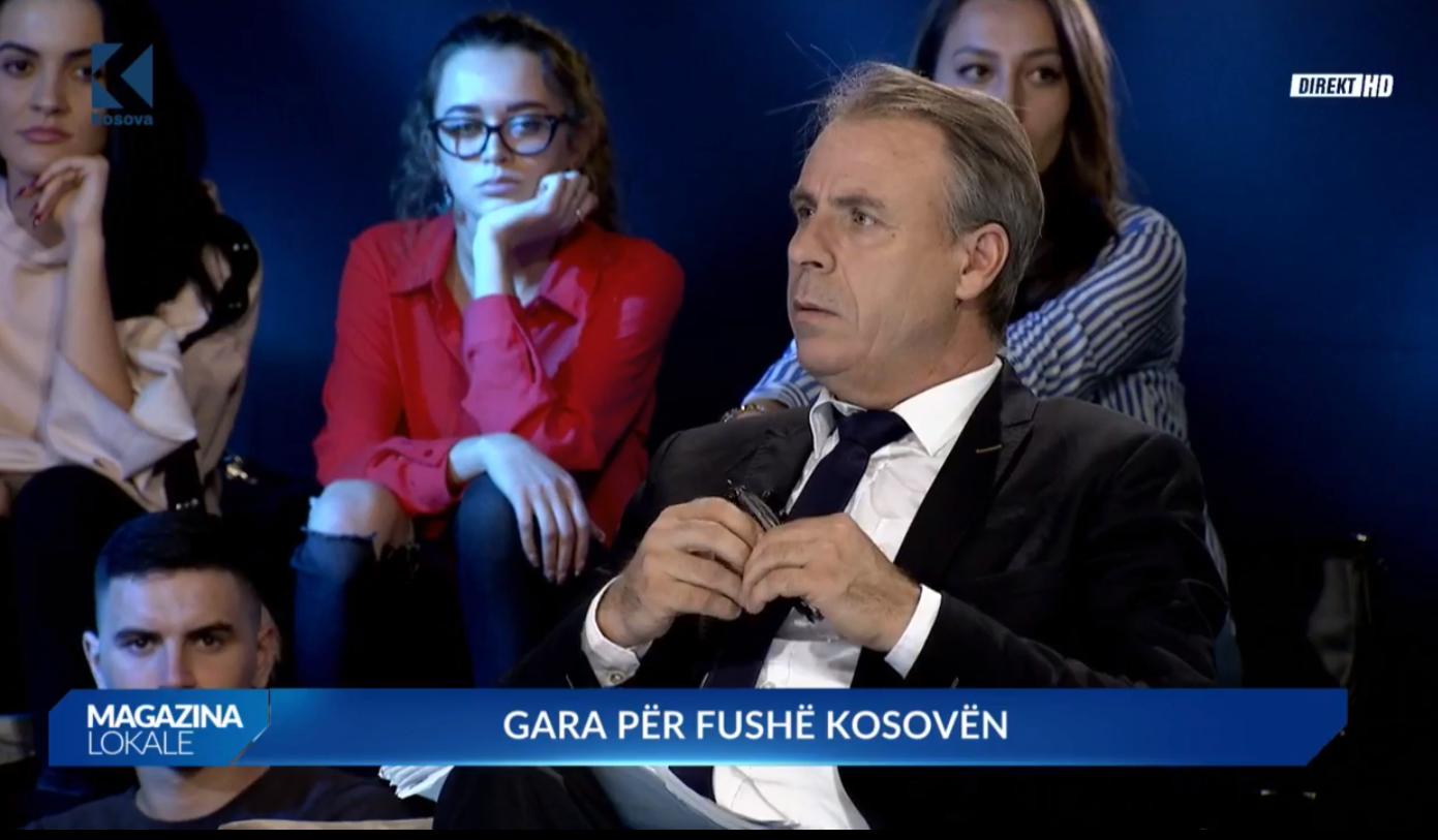 Zogiani për ndërtimet  Në Fushë Kosovë kanë ndodhur krime