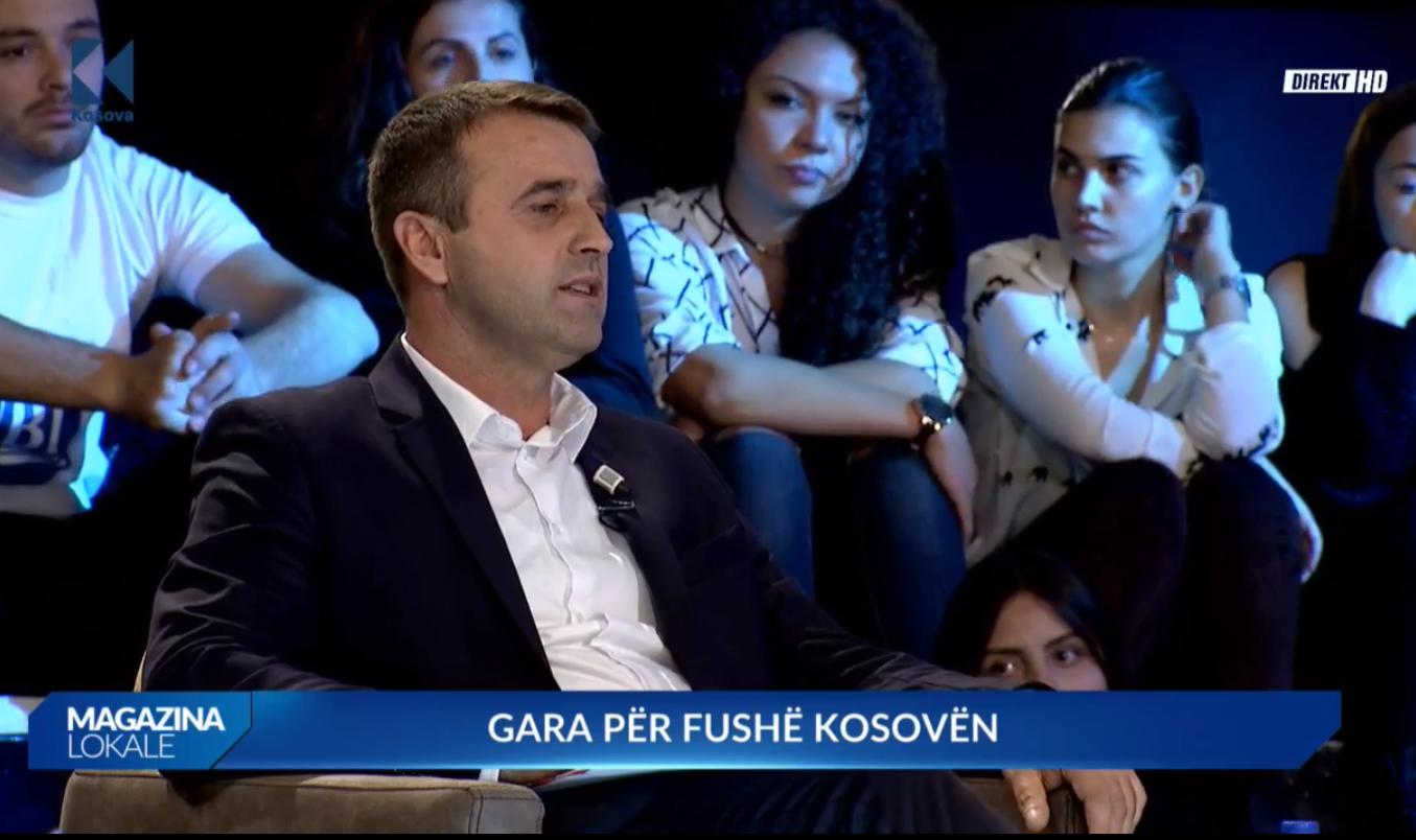 Ademi  Zhvillimi i balancuar i Fushë Kosovës s ka ndodhur