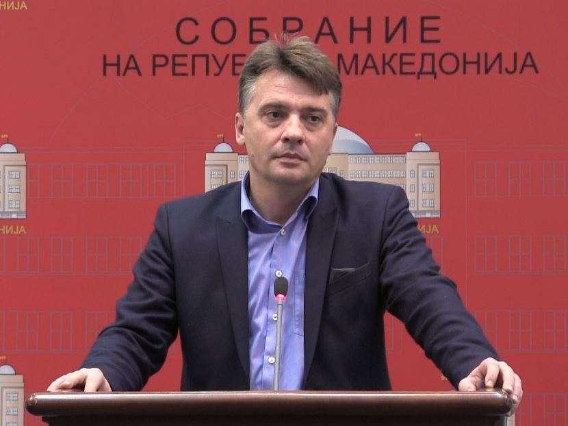 Petre Shilegov  kryetari i ri i qytetit të Shkupit