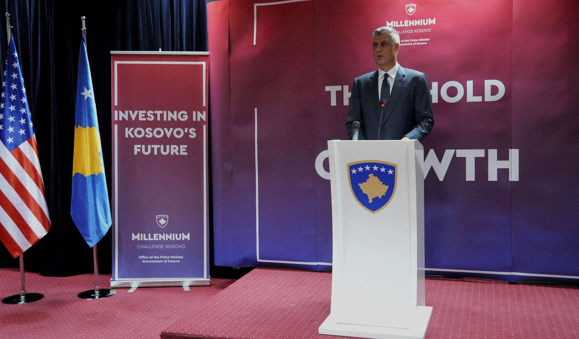 Thaçi  Miqësia që ka Kosova me SHBA të do të qëndroj e fortë