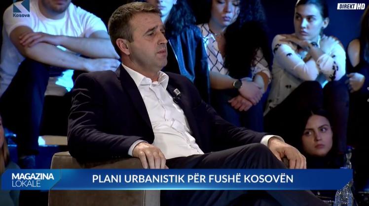 Ademi  Me Nisma  Fushë Kosova do të jetë më e zhvilluar ekonomikisht