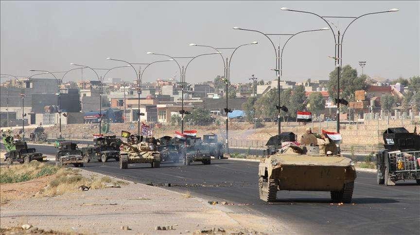 Iraku vendos kontrollin e plotë në Kirkuk