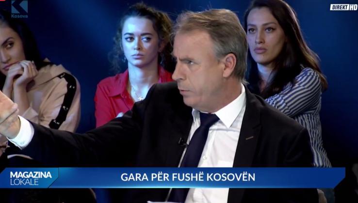 Zogiani  Vetëvendosje e ka zgjidhjen për problemet në Fushë Kosovë
