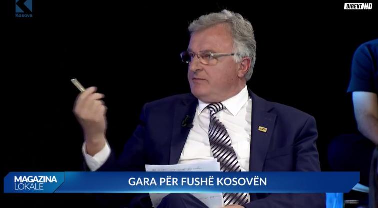 Zogjani  Fushë Kosova është katrahurë  PDK do ta përmirësojë jetën e qytetarëve