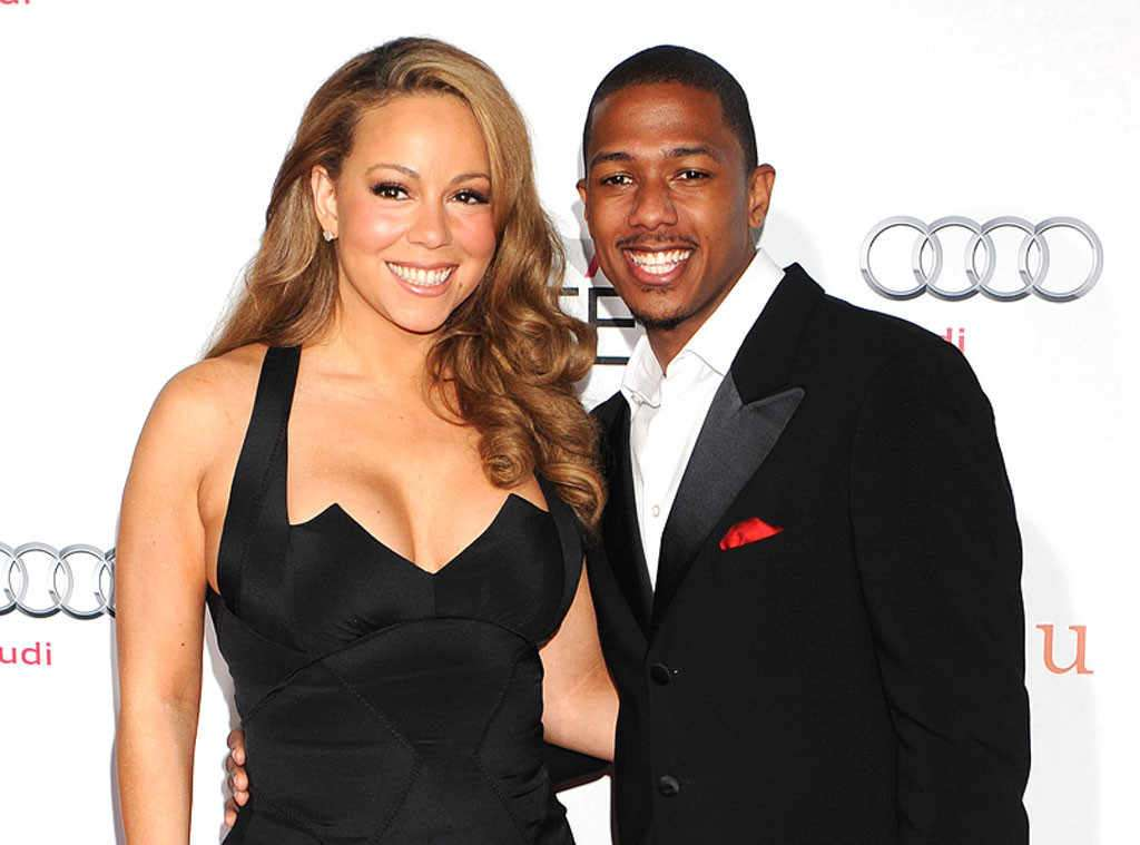 Image result for mariah carey dhe nick cannon