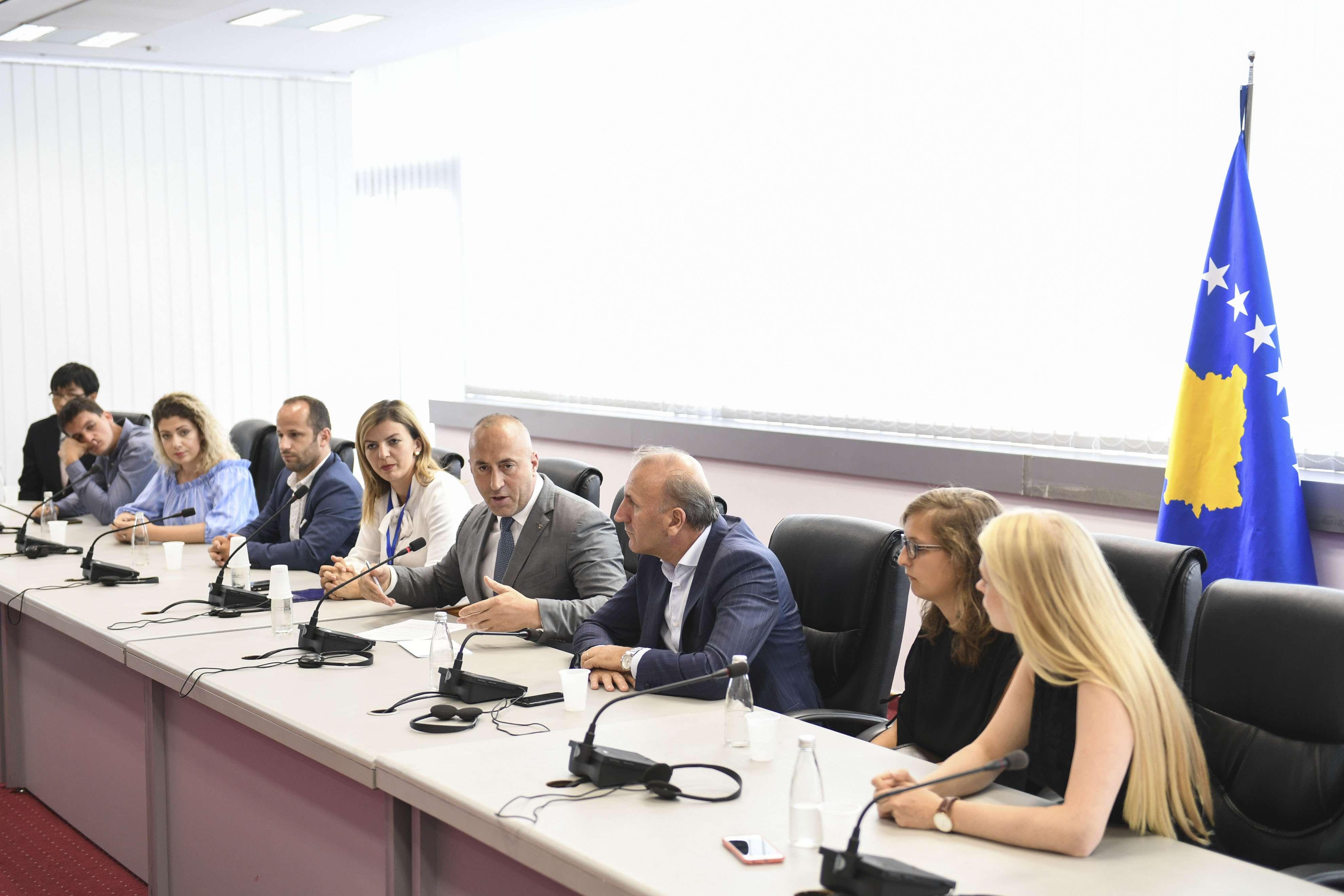 Haradinaj  Evropa dje ka çliruar qytetarët e vet  ne jemi evropianë