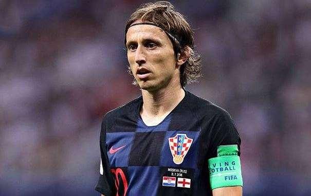 Modriq shpallet lojtari më i mirë i këtij Botërori