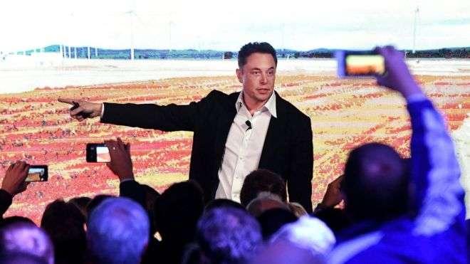 Elon Musk do e bëjë Tesla-n kompani private