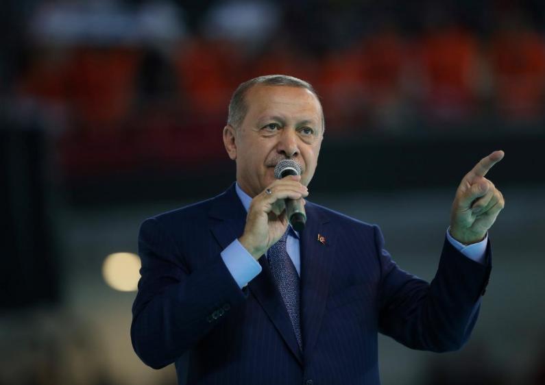 Erdogan  Terroristi në Zelandë të Re do të japë llogari