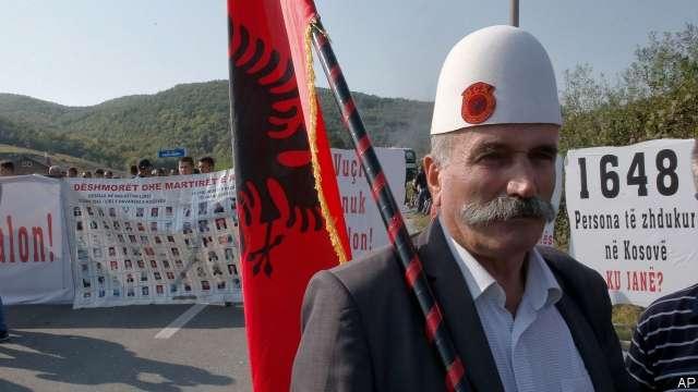 Media britanike: Ndryshimi i kufijve në Ballkan provokon luftë të re