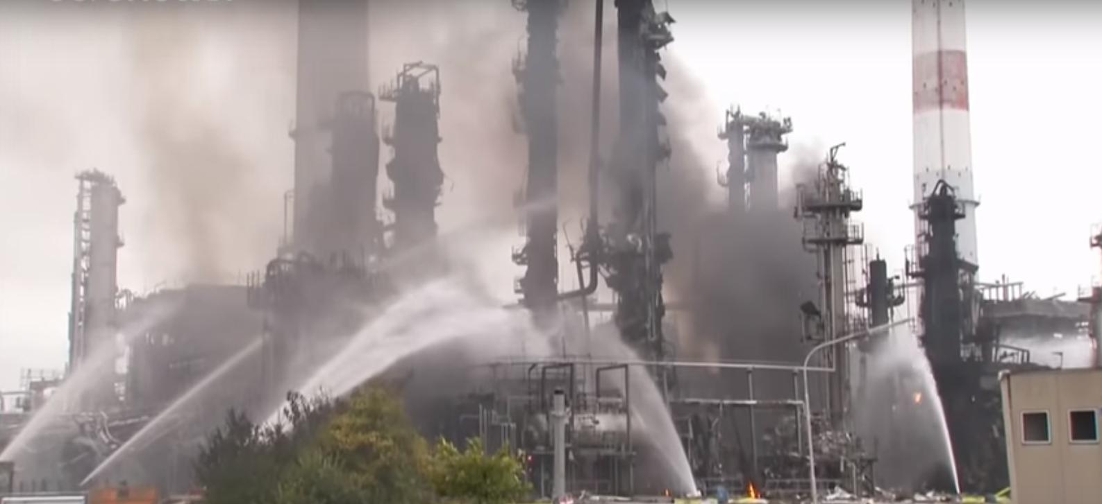 Gjermani: 8 persona të plagosur pas shpërthimit të rafinerisë së naftës
