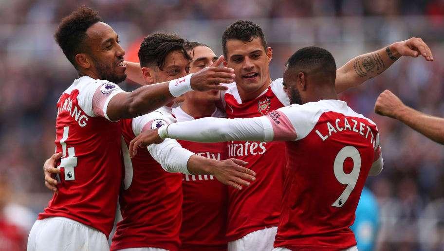 Aubameyang  Ozil dhe Welbeck i japin Arsenalit fitoren 4 2 kundër Vorksla