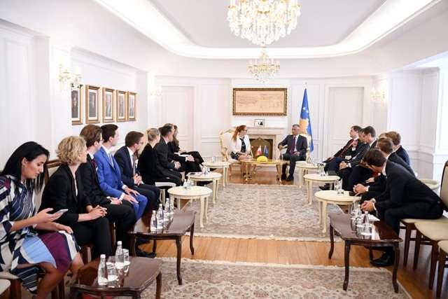 Thaçi: Po bëjmë përpjekje për arritjen e një marrëveshjeje paqësore me Serbinë