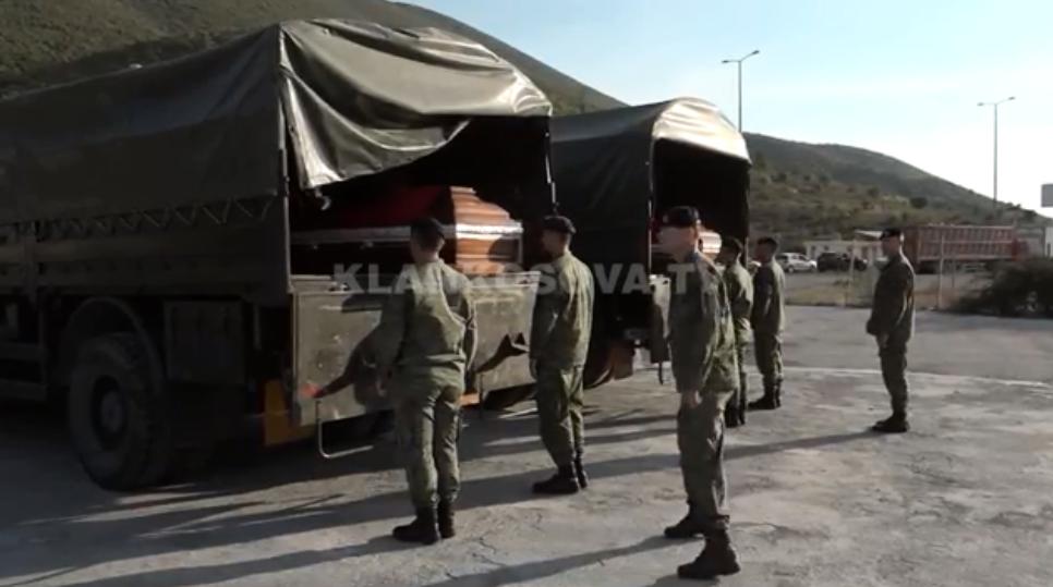 Eshtrat e Ahmet Krasniqit arrijnë në Kosovë