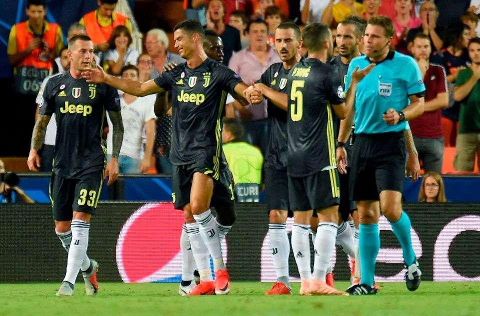 Man Utd e Juventus sigurojnë nga tri pikë në grupin H