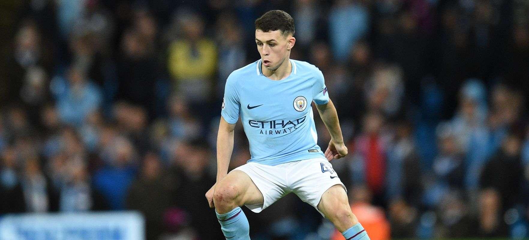 Foden do të qëndrojë në Manchester City