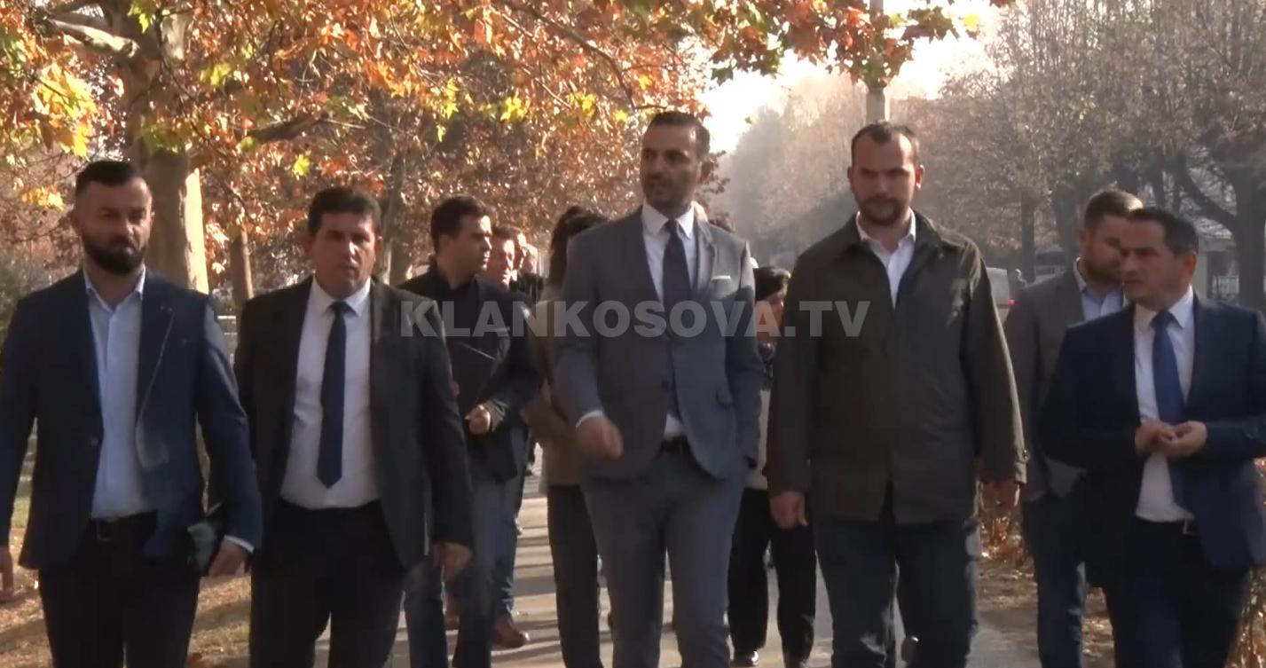 Ministrat Lluka e Matoshi mbështesin Kamenicën