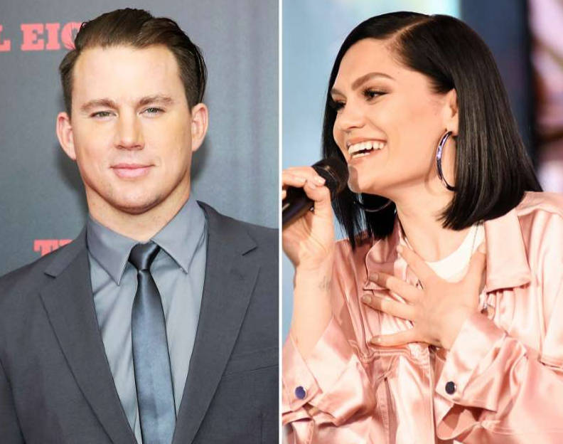 Channing Tatum flet për herë të parë publikisht për Jessie J