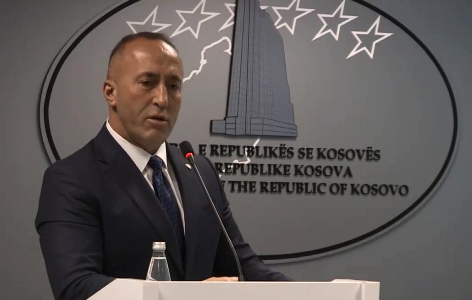 Haradinaj  Mogherini e ka mbytur dialogun  për mua nuk vlen mendimi i saj