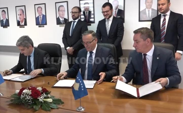 1 milion euro grant për ndërtimin e autostradës Kijevë Zahaq