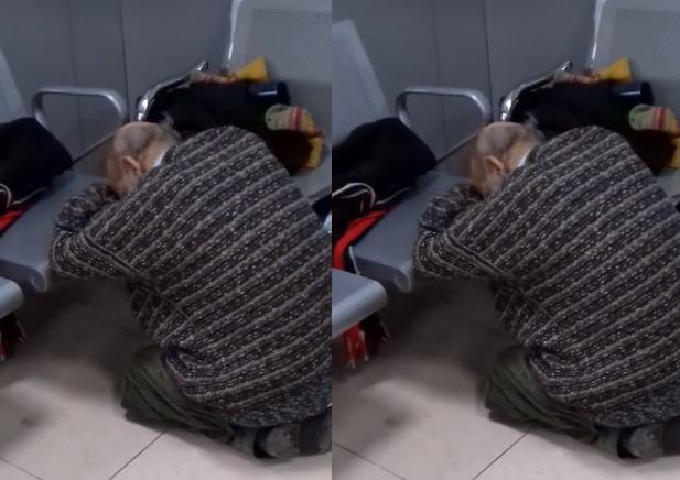 Mjekët e lënë të moshuarin të presë në korridoret e QKUK së
