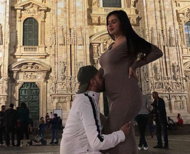 Elita Rudi dhe Gjiko bëhen prindër