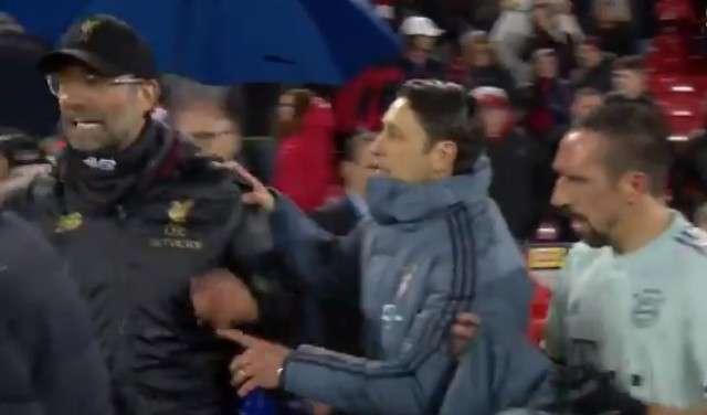 Zihen Klopp dhe Kovac pas ndeshjes Bayern Liverpool