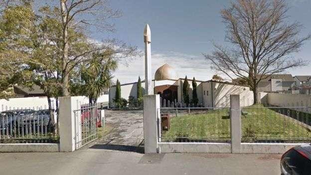 Rezultate imazhesh për sulm xhami zelande
