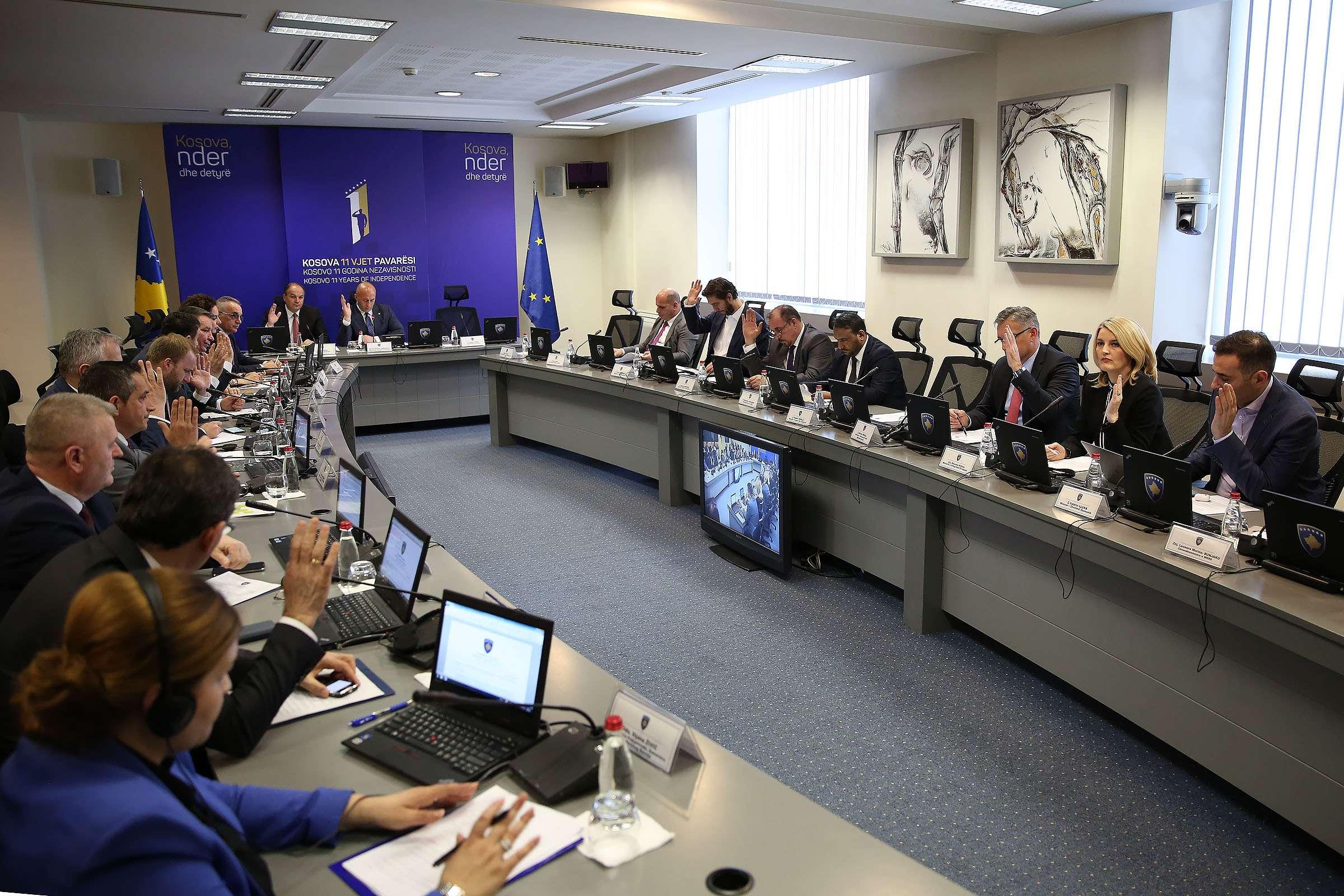 Qeveria miraton Programin Kombëtar për Zbatimin e MSA së