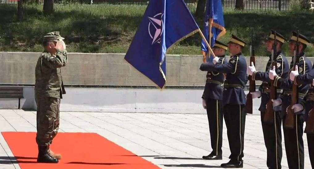 Foggo pret që tranzicioni i FSK së në ushtri të bëhet në koordinim të ngushtë me NATO n