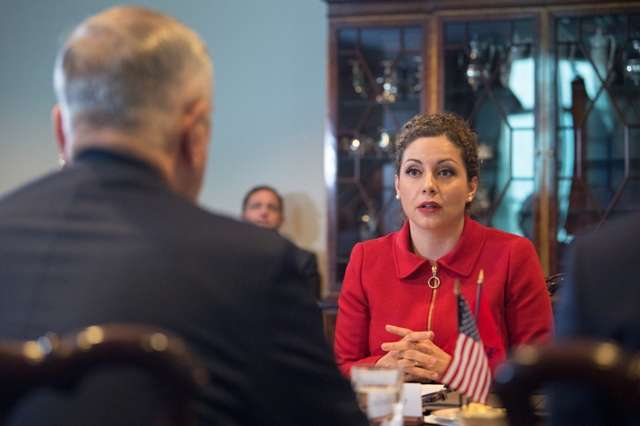 Ministrja shqiptare e Mbrojtjes  Ka influencë ruse  synohet destabilizim i Ballkanit
