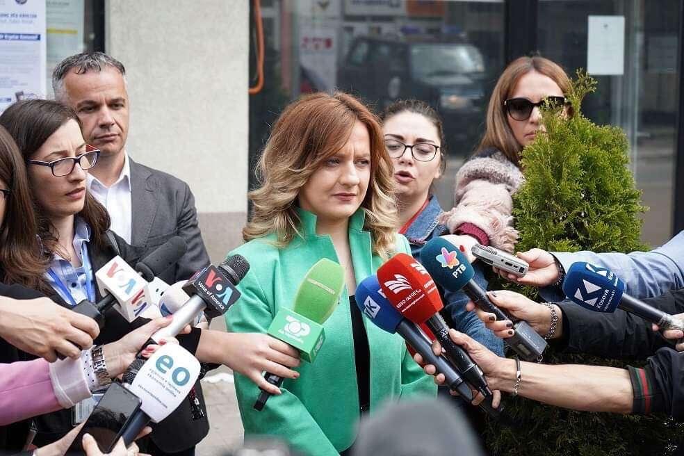 PDK shpreh shqetësim për votimet në veri   VV dhe Lista Serbe po tregtojnë vota