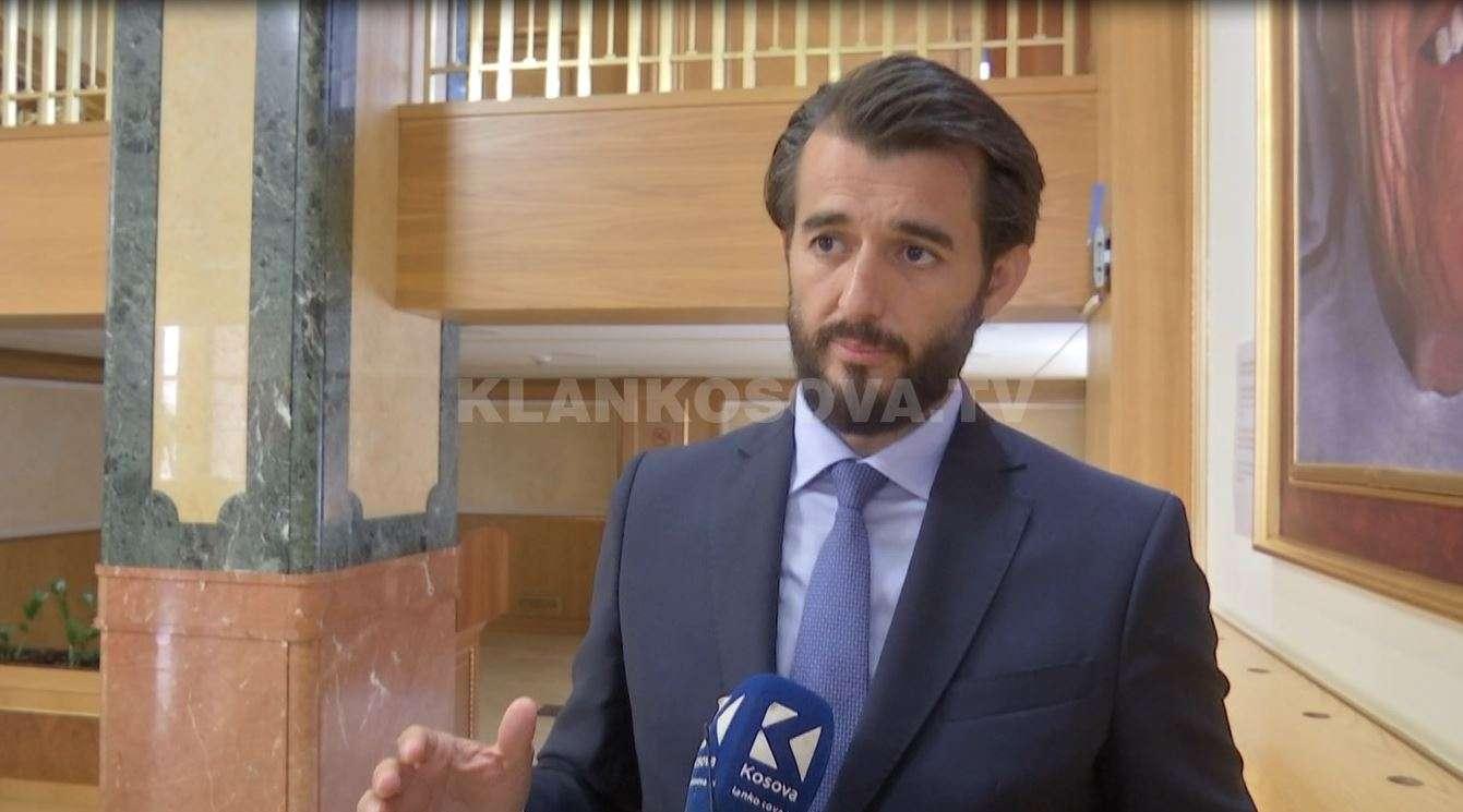 Labi  Këmba ime nuk shkel jashtë Kosovës pa u bërë liberalizimi i vizave