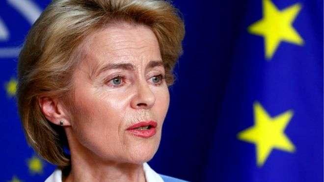 Aleatja e Angela Merkel  Ursula von der Leyen zgjidhet kryetare e Komisionit Europian