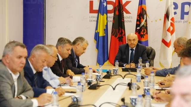 Më 3 gusht do të dihet se kush do të jetë kryetar i LDK së