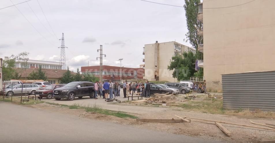 Fushë Kosovë  gjykatë në vend të parkut