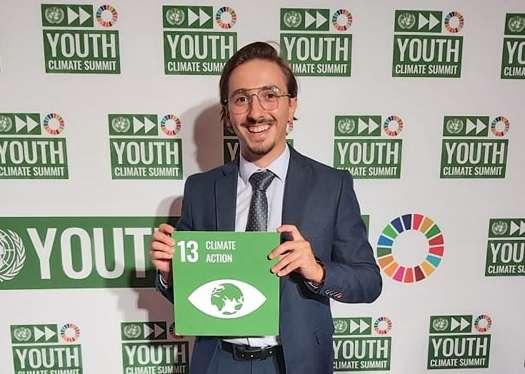 Agim Mazreku përfaqëson Kosovën në Samitin për Ndryshime Klimatike të OKB së
