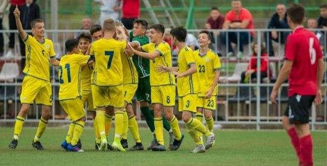 Kosova U15 i fiton gjitha ndeshjet dhe nuk pëson asnjë gol në  UEFA Development Tournament
