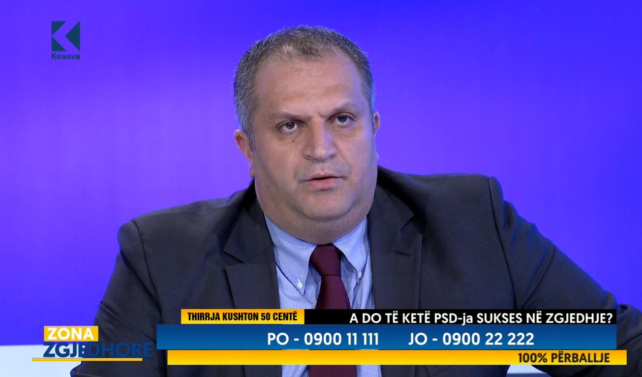 Shpend Ahmeti  Prishtina është dëshmia jonë se qeverisim pastër