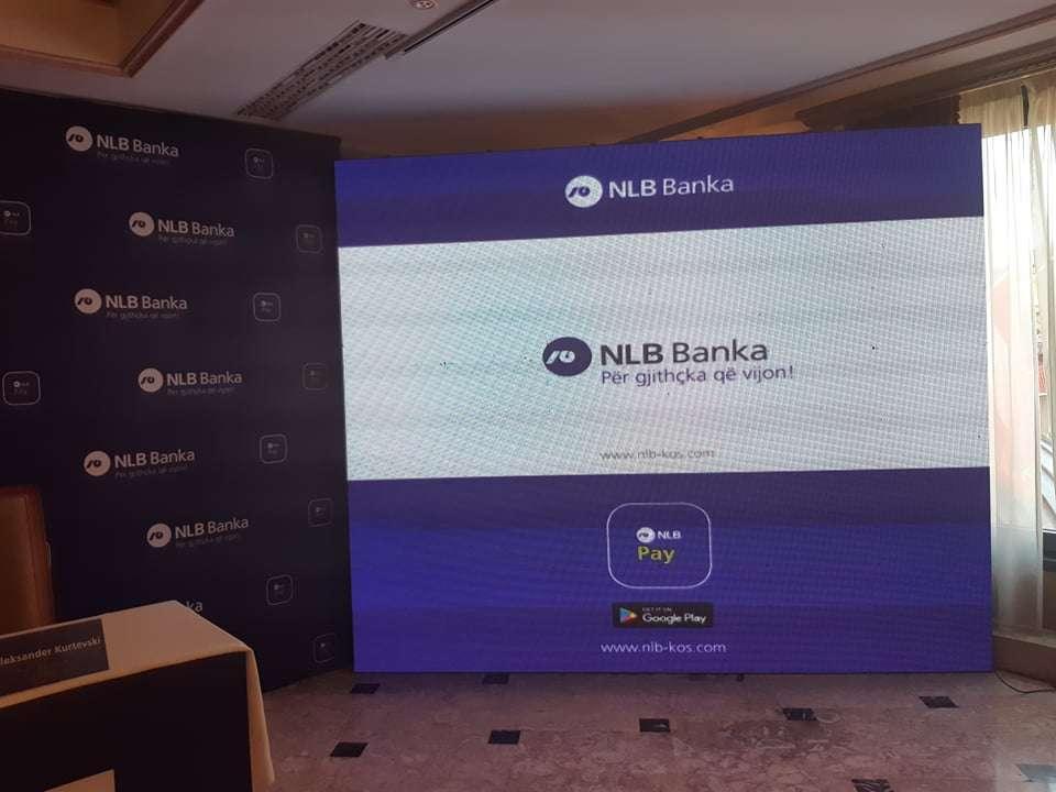 Banka NLB prezanton produktin më të ri në tregun bankar të Kosovës  NLB Pay